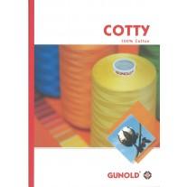 Färgkarta Cotty