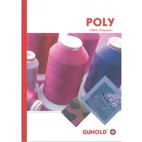 Färgkarta Poly 40