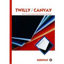 Twilly-Canway färgkarta