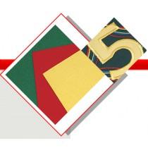 Canway, bredd 75 cm, 2 färger 1 meter